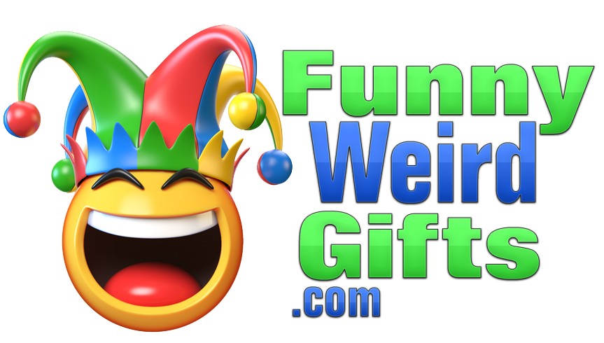 FunnyWeirdGifts.com – Gifts Ideas That Will Make You Laugh!